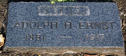 Adolph Henry Ernst