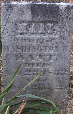 Mary <I>Baird</I> Watt
