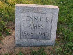 Jennie B Ames