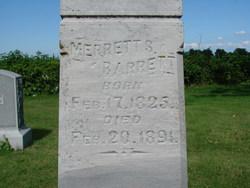 Merrett S Barrett