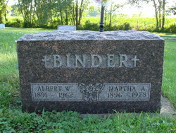 Martha A Binder