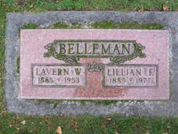 Lillian Ethel <I>French</I> Belleman