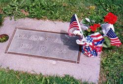 William Amos Carter