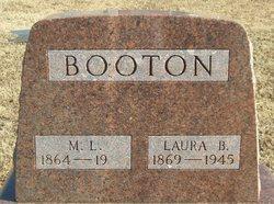 Laura Belle <I>Morgan</I> Booton