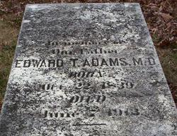 Pvt Edward T. Adams