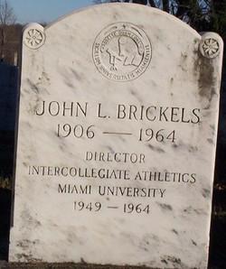 John Lewis Brickels