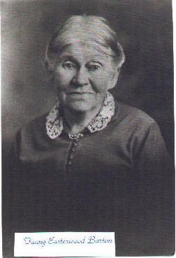 "Frances ""Fannie"" <I>Easterwood</I> Barton"