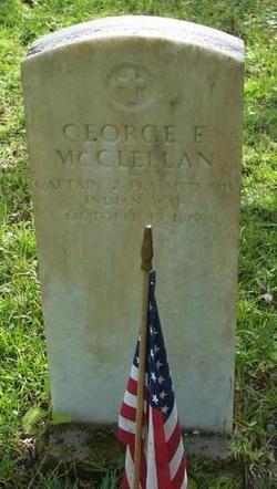 Capt George E. McClellan