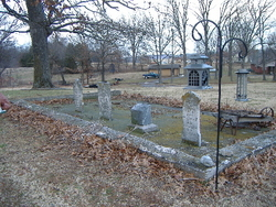 Jonathan Pryor Family Cemetery