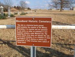 Bloodland Cemetery
