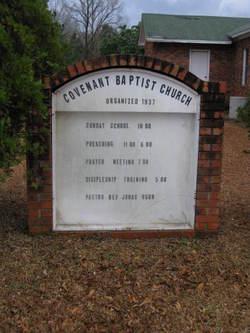 Covenant Baptist Church Cemetery