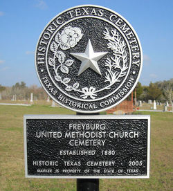 Freyburg United Methodist Cemetery