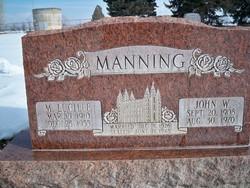 John W Manning