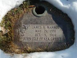 James K Mannos