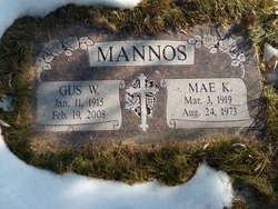 Mae K Mannos