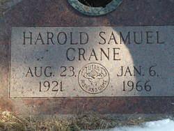 Harold Samuel Crane