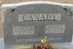 Everett Edward Canady