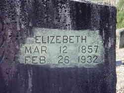 """Elizabeth """"Betsy"""" <I>Young</I> Lovingood"""