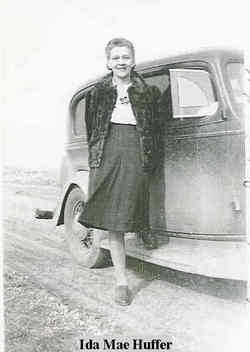 Ida Mae <I>Folsom</I> Huffer