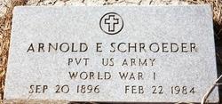 Arnold Emil Schroeder