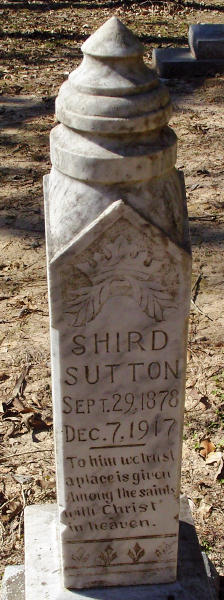 Shird Sutton
