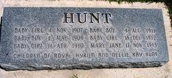 Baby Girl Hunt