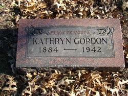 Kathryn M. <I>Goepfert</I> Gordon