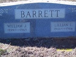 William Jefferson Barrett