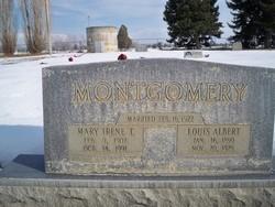 Mary Irene <I>Thurgood</I> Crowther