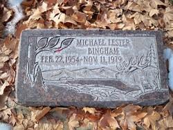 Michael Lester Bingham