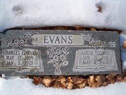 Charles Edward Evans, Jr