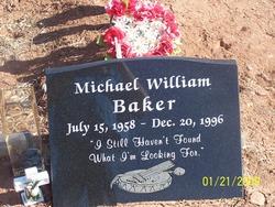 Michael William Baker