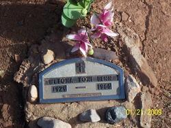 Wetona Toni Benn