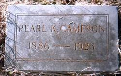 Pearl May <I>Klinefelter</I> Cameron