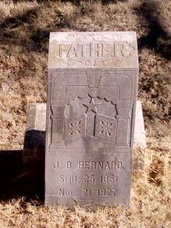 John B. Bernard
