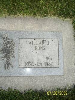 William J Irons