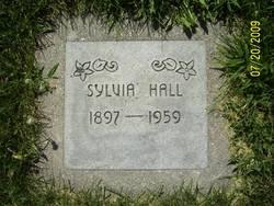 Sylvia Bell <I>Baldwin</I> Hall