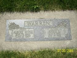 Albert Merle Warren