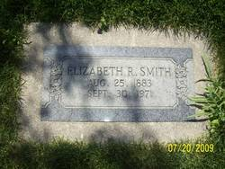 Elizabeth Alder <I>Robins</I> Smith