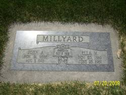Ella Mae <I>Meredith</I> Millyard