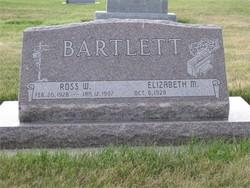 Ross William Bartlett