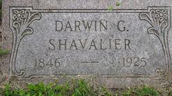 Darwin Gordon Shavalier