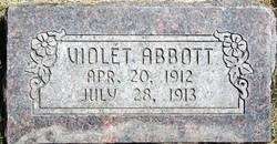 Violet Abbott
