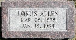 Lorus Allen