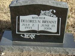 Delores N <I>Dillon</I> Bryant