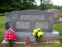 Ernest Malcolm Burton