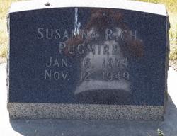 Susanna <I>Rich</I> Pugmire
