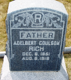 Adelbert Coulson Rich