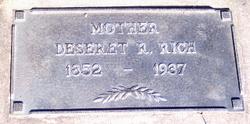 Deseret Rosetta Rich