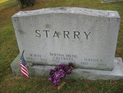 W. Roy Starry